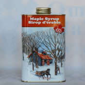maple syrup scenery can